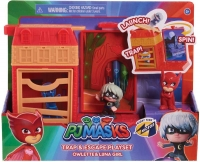 Wholesalers of Pj Masks Nighttime Micros Trap & Escape Asst toys image 3