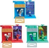 Wholesalers of Pj Masks Nighttime Micros Trap & Escape Asst toys Tmb