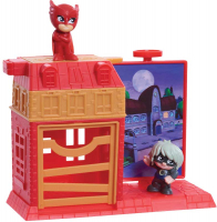 Wholesalers of Pj Masks Nighttime Micros Trap & Escape Playset - Owlette &  toys image 2