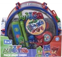 Wholesalers of Pj Masks Pack Away Drum toys image