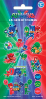 Wholesalers of Pj Masks Party - 6 Sheets Stickers toys image