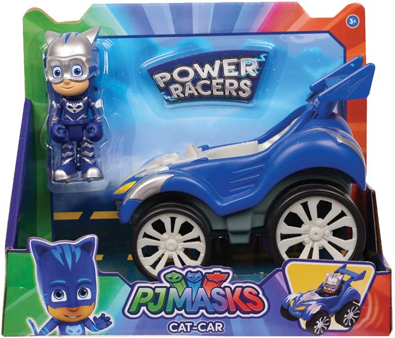 Wholesalers of Pj Masks Power Racer Vehicle And Figure - Catboy toys