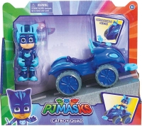Wholesalers of Pj Masks Quad Vehicle - Catboy toys image