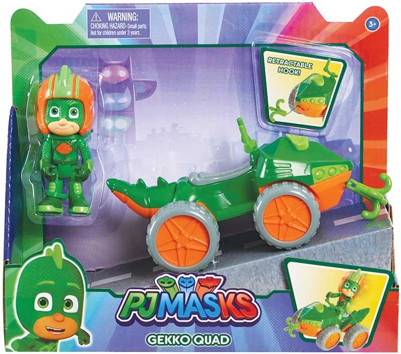 Wholesalers of Pj Masks Quad Vehicle - Gekko toys