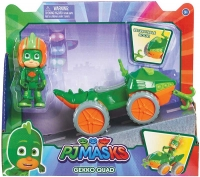 Wholesalers of Pj Masks Quad Vehicle - Gekko toys image