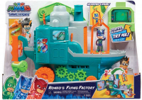 Wholesalers of Pj Masks Romeos Flying Factory Playset toys image