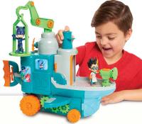 Wholesalers of Pj Masks Romeos Flying Factory Playset toys image 3