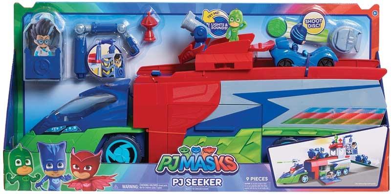 Wholesalers of Pj Masks Seeker toys
