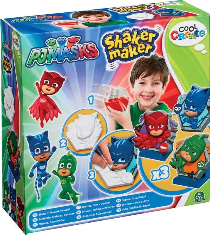 Wholesalers of Pj Masks Shaker Maker toys