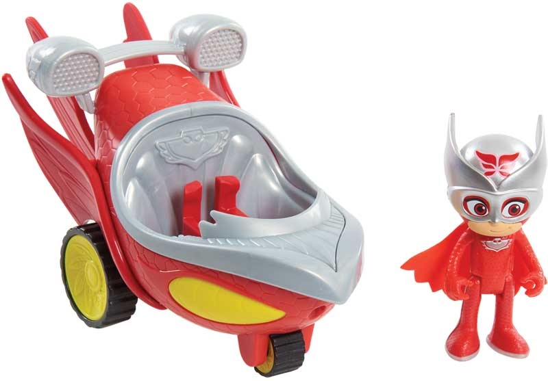 Wholesalers of Pj Masks Speed Booster Vehicle And Figure Asst toys