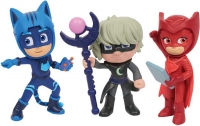 Wholesalers of Pj Masks Super Moon 5 Pack Collectible Figures Set toys image