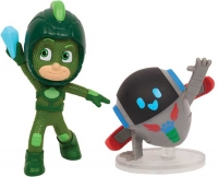 Wholesalers of Pj Masks Super Moon 5 Pack Collectible Figures Set toys image 2