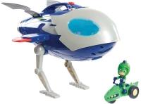 Wholesalers of Pj Masks Super Moon Adventure Hq Rocket toys image 2