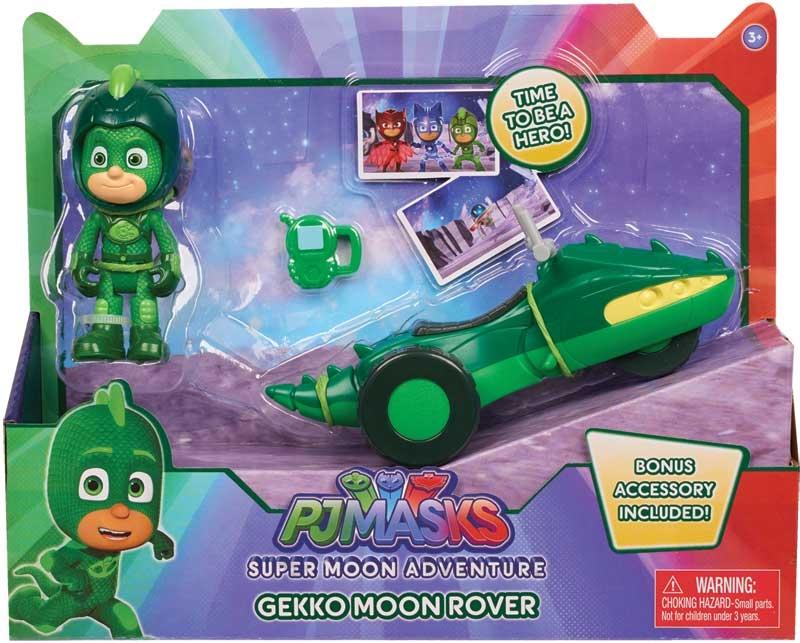 Wholesalers of Pj Masks Super Moon Space Rover And Figure - Gekko toys