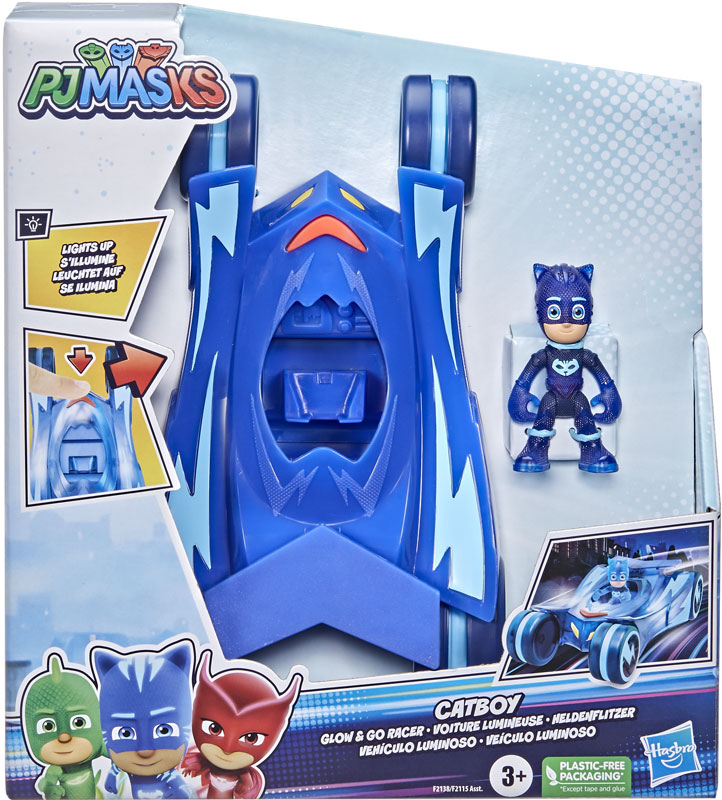 Wholesalers of Pj Masks Tech Racer Catboy toys