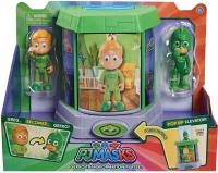 Wholesalers of Pj Masks Transforming Figures Playset - Gekko toys image