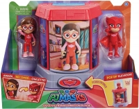 Wholesalers of Pj Masks Transforming Playset Asst toys image