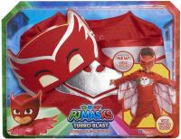 Wholesalers of Pj Masks Turbo Blast Costume Set - Owlette toys Tmb