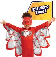 Wholesalers of Pj Masks Turbo Blast Costume Set - Owlette toys image 2