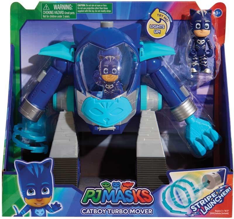 Wholesalers of Pj Masks Turbo Mover Vehicle - Catboy toys
