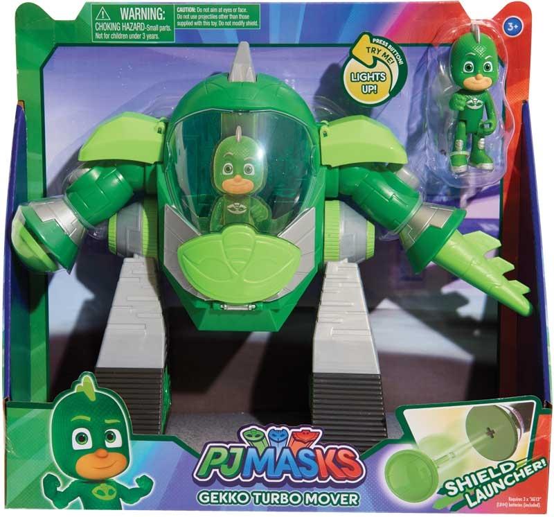 Wholesalers of Pj Masks Turbo Mover Vehicle - Gekko toys