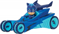 Wholesalers of Pj Masks Vehicle & Figure - Series 2 - Catboy toys image