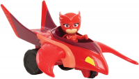 Wholesalers of Pj Masks Vehicle & Figure - Series 2 - Owlette toys image