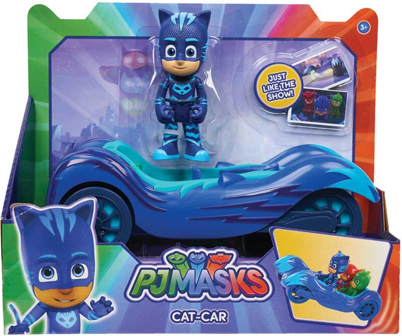 Wholesalers of Pj Masks Vehicle And Figure - Catboy Cat Car toys