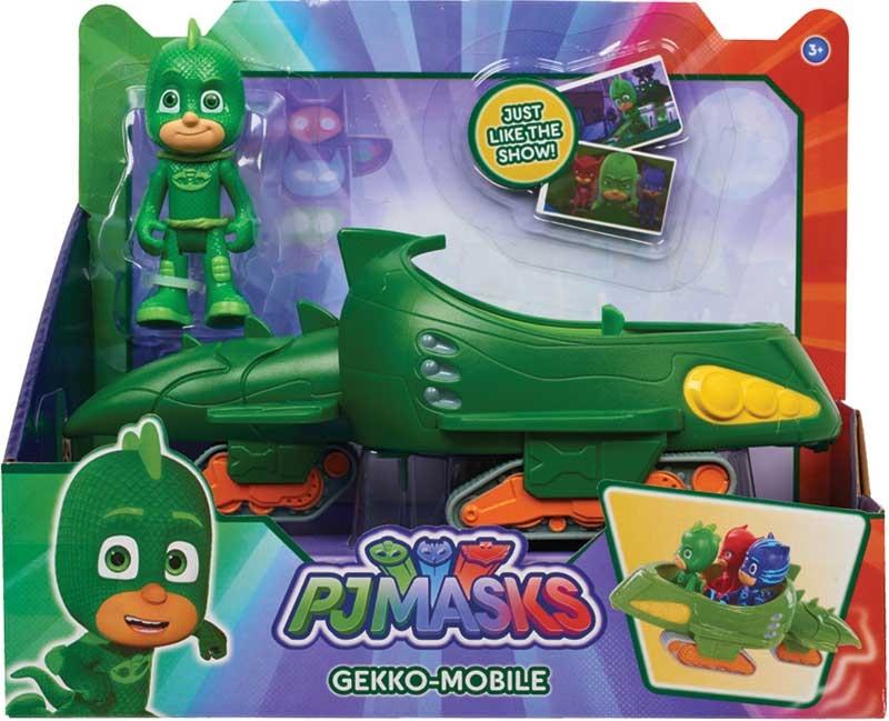 Wholesalers of Pj Masks Vehicle And Figure - Gekko Mobile toys