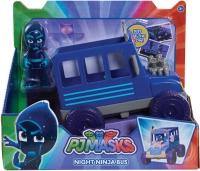 Wholesalers of Pj Masks Vehicle And Figure - Night Ninja Bus toys Tmb
