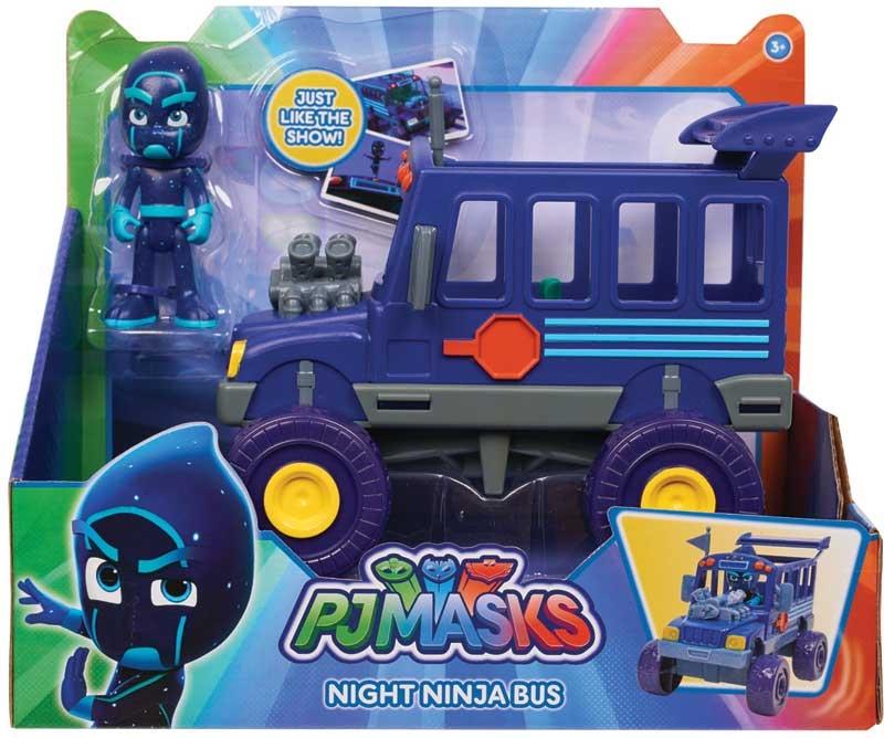Wholesalers of Pj Masks Vehicle And Figure - Night Ninja toys