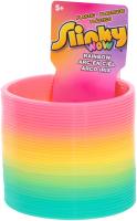 Wholesalers of Plastic Rainbow Slinky toys image