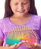 Wholesalers of Plastic Rainbow Slinky toys image 4