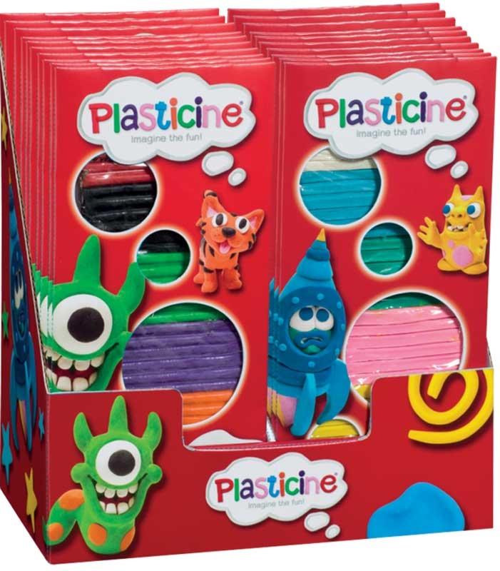Wholesalers of Plasticine Basix Asst toys