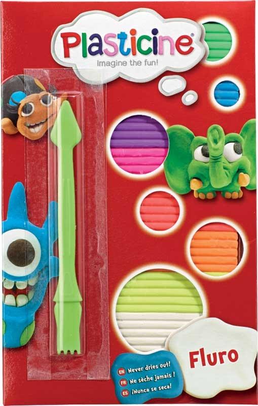 Wholesalers of Plasticine Fluro toys