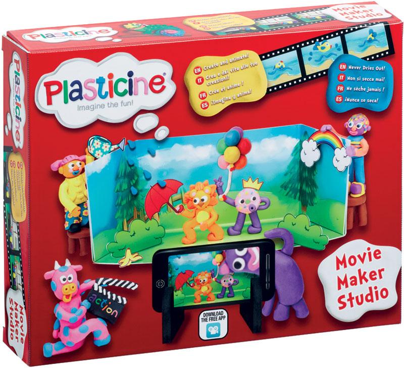 Wholesalers of Plasticine Movie Maker Studio toys