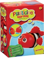 Wholesalers of Plasticine Softeez Animalz Asst toys image
