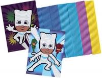 Wholesalers of Plasticine Softeez Pj Masks Noodle Doodle Asst toys image