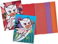 Wholesalers of Plasticine Softeez Pj Masks Noodle Doodle Asst toys image 2