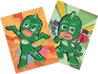 Wholesalers of Plasticine Softeez Pj Masks Noodle Doodle Asst toys image 3