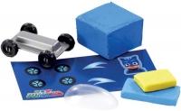 Wholesalers of Plasticine Softeez Pj Masks Vehicle Set Asst toys image 4