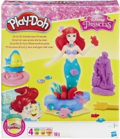 Wholesalers of Play-doh Ariel And Undersea Friends toys image