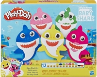 Wholesalers of Play Doh Baby Shark Set toys image