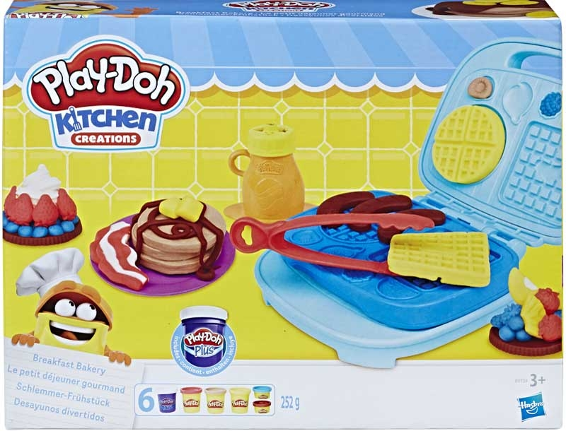 Wholesalers of Play Doh Breakfast Bakery toys