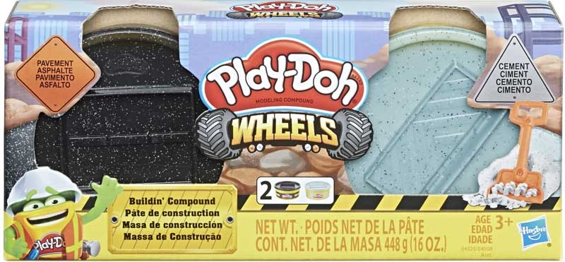 Wholesalers of Play Doh Buildin Compound Asst toys