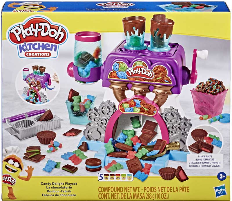 Wholesalers of Play-doh Candy Playset toys