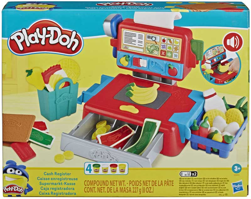 Wholesalers of Play-doh Cash Register toys