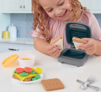 Wholesalers of Play-doh Cheesy Sandwich Playset toys image 4