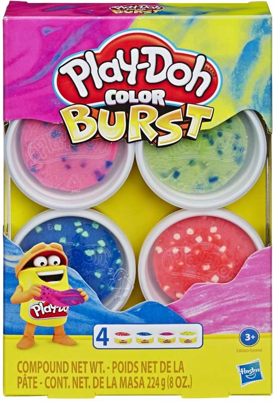 Wholesalers of Play-doh Color Burst Ast toys