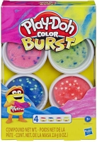 Wholesalers of Play-doh Color Burst Ast toys image